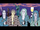 GRAVE DIGGER - Heavy Metal Breakdown (Official Video)   Napalm Records