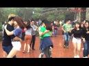 Bachata Street Dance Very Funny (SPRING SALSA STUIDO - 22 Ho Giam, Hanoi)