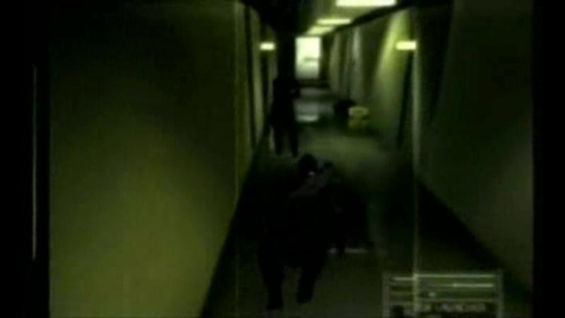 Клип Amon Tobin Splinter Cell Chaos Theory