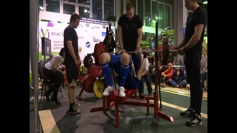 Команда Силушина Павла-1   2 место в Кубке Черноземья СПР 2015