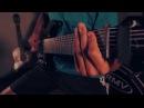 Ibanez RG8 test - 8 Strings Guitar
