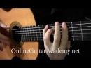 The Four Seasons Winter 3rd mvt solo classical guitar arrangement by Emre Sabuncuoglu