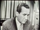 Edward R Murrow's final reply to Senator Joseph McCarthy's See It Now appearance April 13 1954