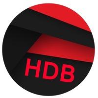 Логотип HDB