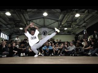 SNU DEE DEEROCKZ Hip Hop Dance Solo | MATW 2015 | Snooty Tube