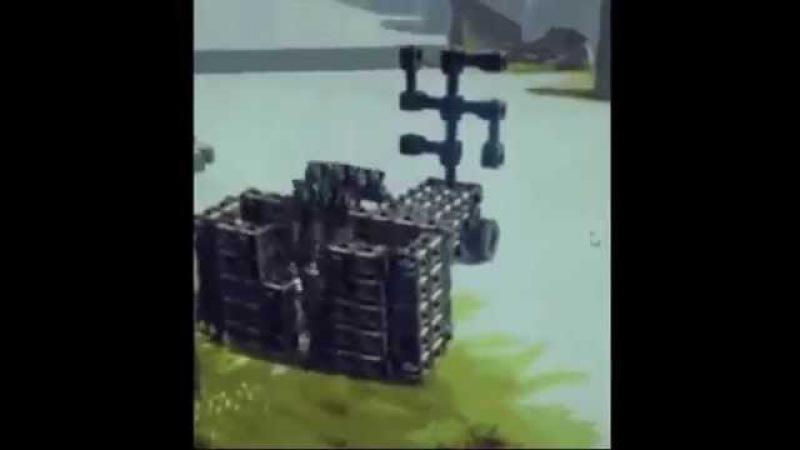 Besiege Nazi Deathcamp