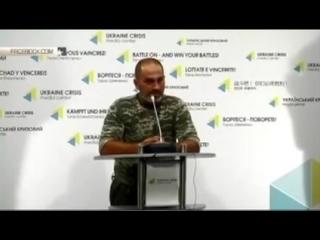 Живыми вам из Киева не уйти  украинский военный обратился к участникам Крестн