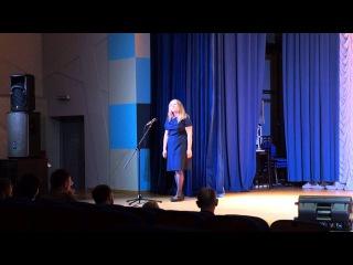 Юлия Блинова — Баллада о матери (А.Дементьев)