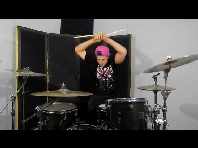 Drummer Punk Hardcore Zrada Kharkiv Hardcore Punk drums