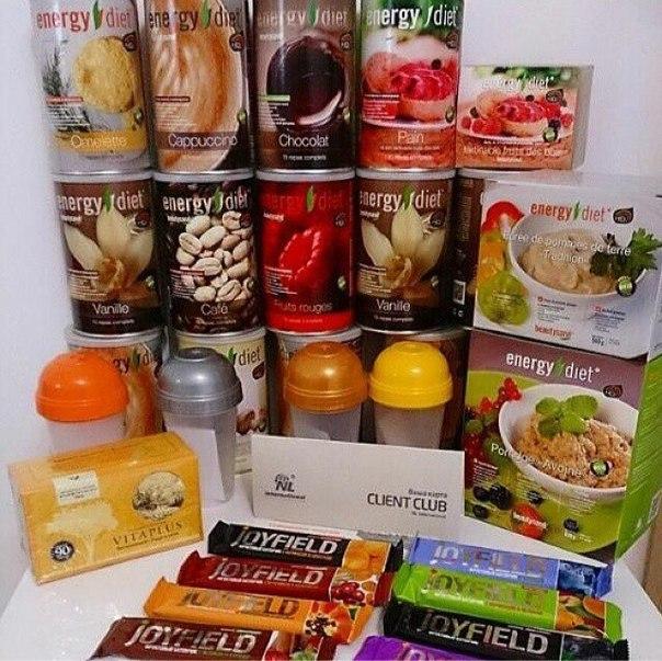 Порция энерджи диет