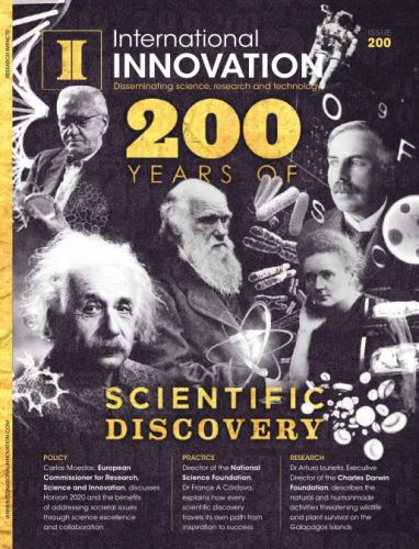 International Innovation Issue 200 2016