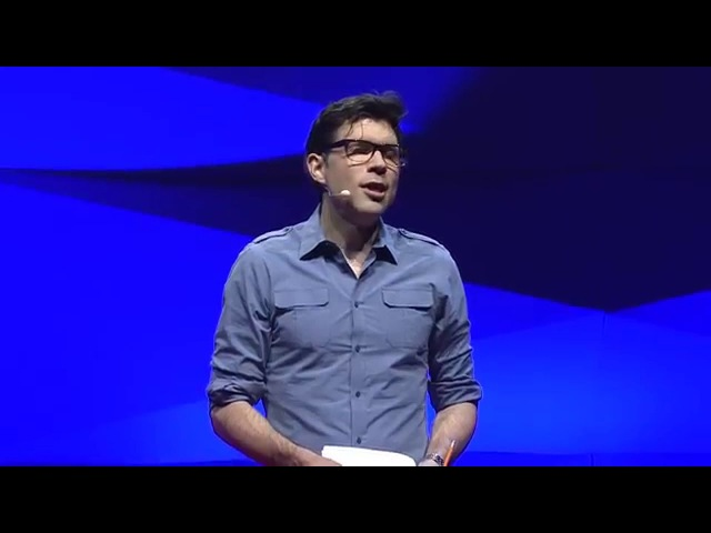 What's on your f*ck it list Scott Jones TEDxVancouver
