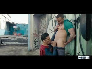 Пошлый🐰кролик: batman v superman – a gay xxx parody – part 1 – topher dimaggio & damien crosse