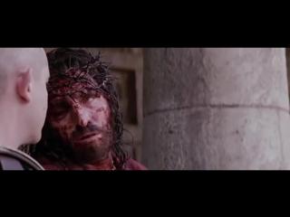 Страсти Христовы. Сцена на суде у Понтий Пилата