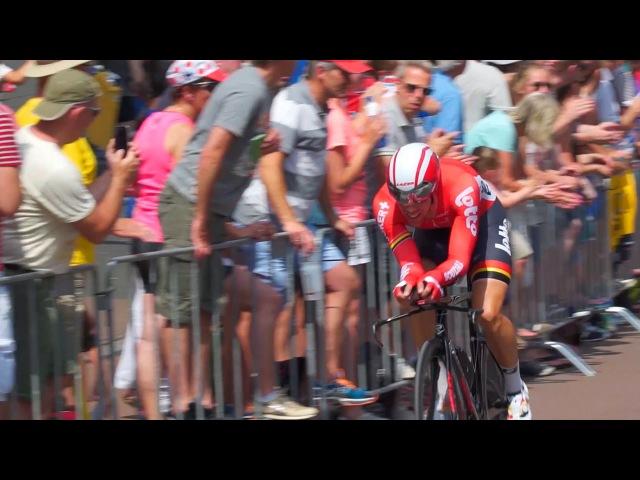 Sony FE 24 240mm Lens SEL24240 A7s Footage Tour de France