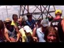 В Геническ и на Арабатскую стрелку массово едут туристы на отдых