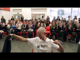Sian's Charity Chop And Runway On The Runway 2013 Film