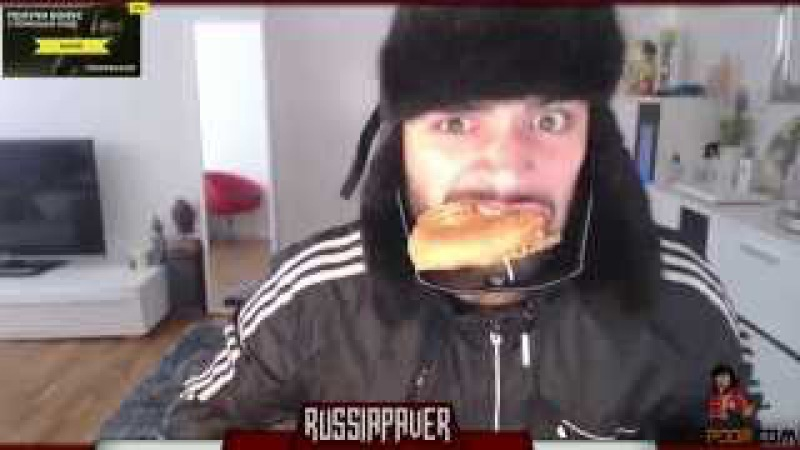 RussiaPaver vs Burger