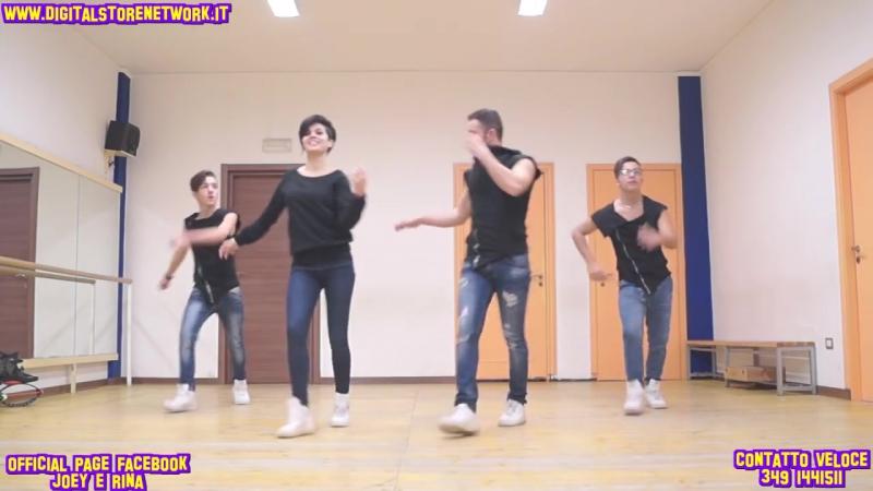 JoeyRina EGO Willy William Impara i Passi Balli di Gruppo 2016 Line Dance 2