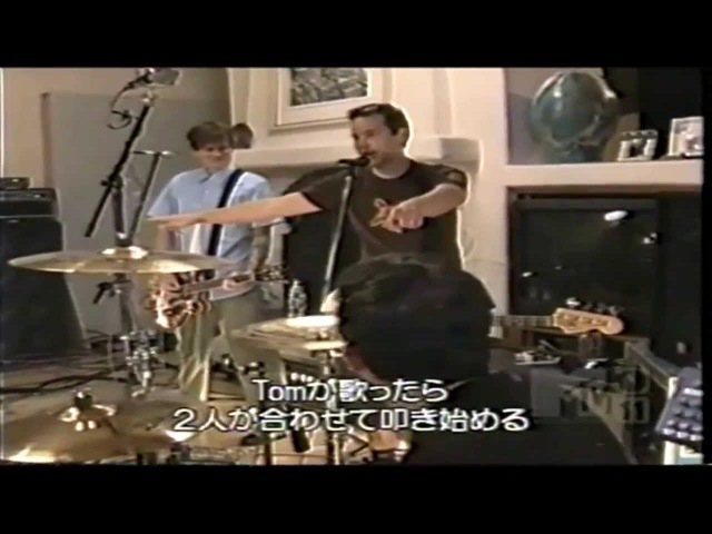 Blink-182 - Stay Together For The Kids Live MTV Duets HD 2003 DVD