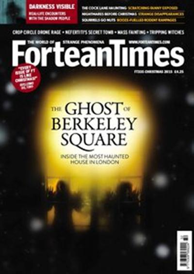 Fortean Times - Christmas 2015