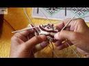 Вязание джурабов. Урок 2