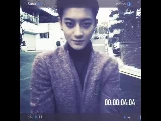 [VIDEO] 141011 Tao Meipai Update: Тихое местечко~ lv