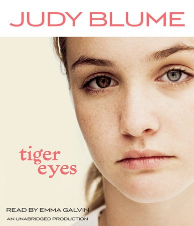 (BOOK + AUDIOBOOK): Tiger Eyes - Judy Blume