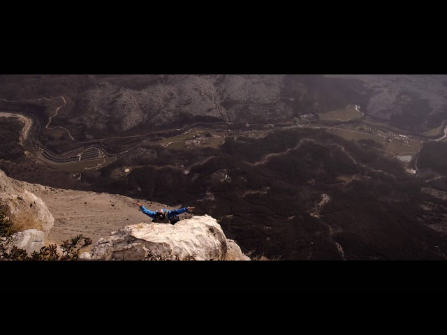 Acrophobia I'm afraid of heights 2016 Drone Experience Film Festival's candidate