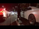 I Streetrace The $50 000 Run R35 Little Nissan GTR VS Ceser's Switzer USE Nissan GTR