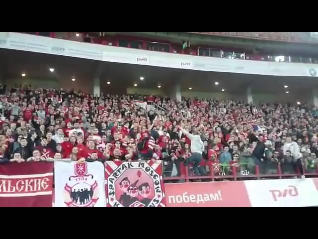 Фанаты Спартака про Ольгу Бузову