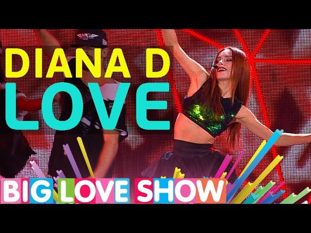 Diana D Love Big Love Show 2017