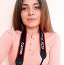 Личный фотоальбом Алины Максимчук