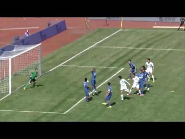 Yunnan Lijiang Shanghai Shenhua 0 3 HD highlights 02 05 17 China Cup Guarin Martins goal