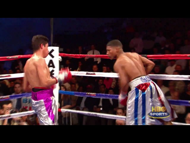 Yuriorkis Gamboa vs. Jorge Solis Highlights (HBO Boxing)
