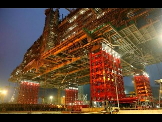 Мегамашины: Самый мощный домкрат в мире — 42,780 тонн