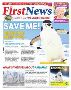 First News - 15-21 April 2016