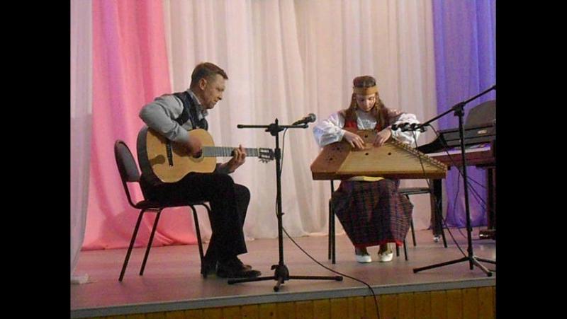 К.Роллин Кошачий джаз. Валерия Фалькина и Дмитрий Мухорин.