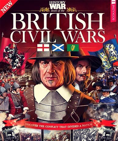 History of War Book of the British Civil Wars 2017