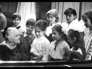Tatiana Nikolayeva plays Bach - live recital 1984