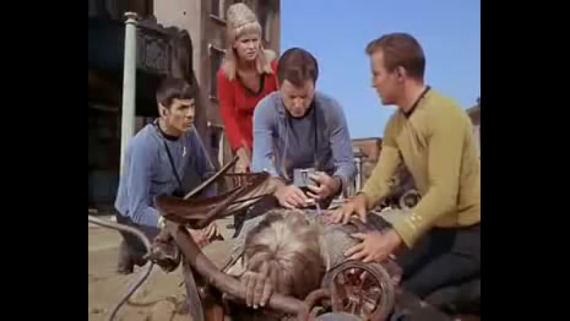 Звездный Путь | Star Trek (TV Series 1966–1969) Он мёртв, Джим! | He's Dead Jim