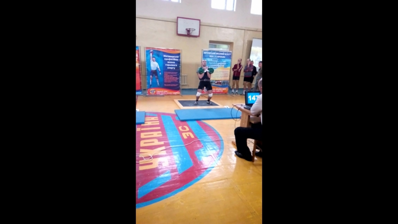 24 24kg Jerk 10min 152 reps 85 category Dishcant Volodymyr Championship the armed forces of Ukraine Part 2