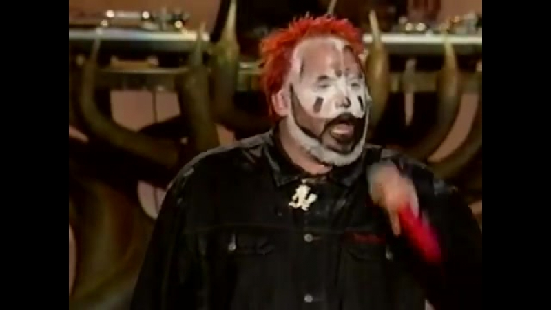 Resistance leaders insane clown posse brought back their anti