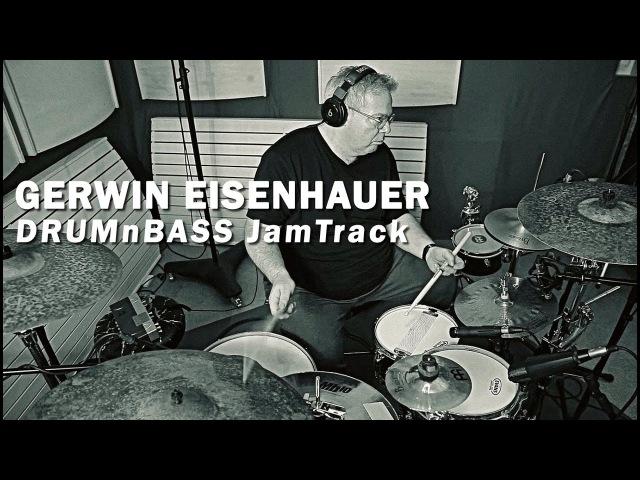 Meinl Cymbals Gerwin Eisenhauer 'DrumNBass JamTrack'