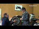 Мотор колесо Шкондина магнитный двигатель В гостях у изобретателя