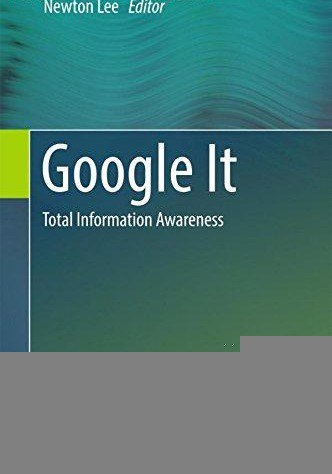 Google It Total Information Awareness