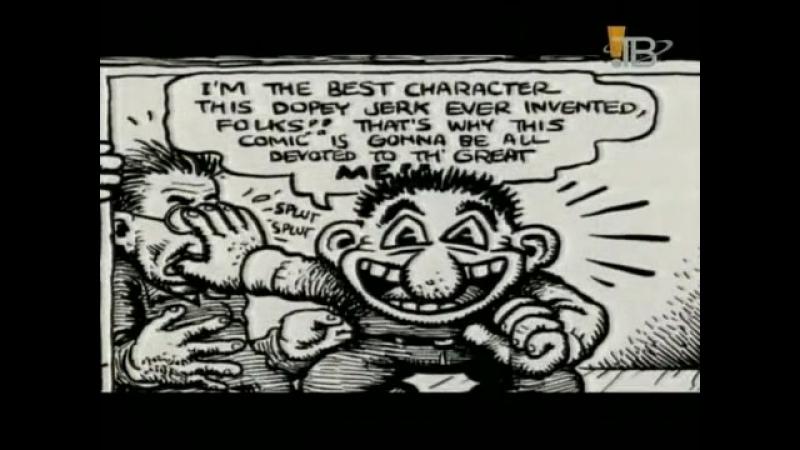 Вся правда о комиксах Серия 10 Альтернативная пресса