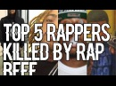 Top 5 Rappers Killed After Beefing