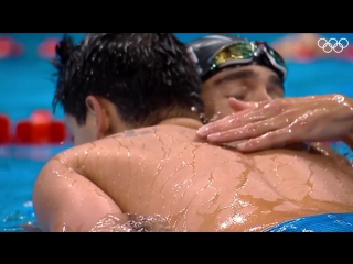 Impossible is possible  Joseph Isaac Schooling Michael Phelps Lszl Cseh Chad Le Clos