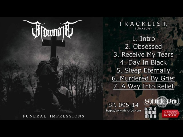 FROWNING Funeral Impressions 2014 Full Album Official Funeral Doom Metal